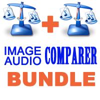 Audio Comparer + Image Comparer bundle