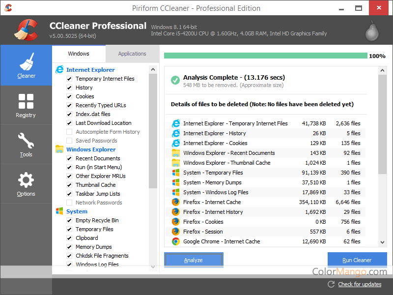 Ccleaner coupon code