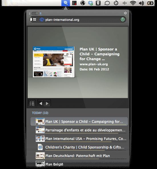 DEVONsphere Express Screenshot