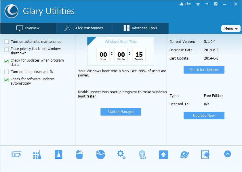 glary utilities review