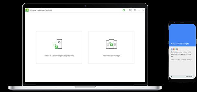 iMyFone LockWiper (Android) Screenshot