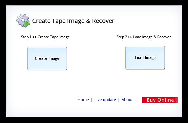Kernel for Tape Screenshot