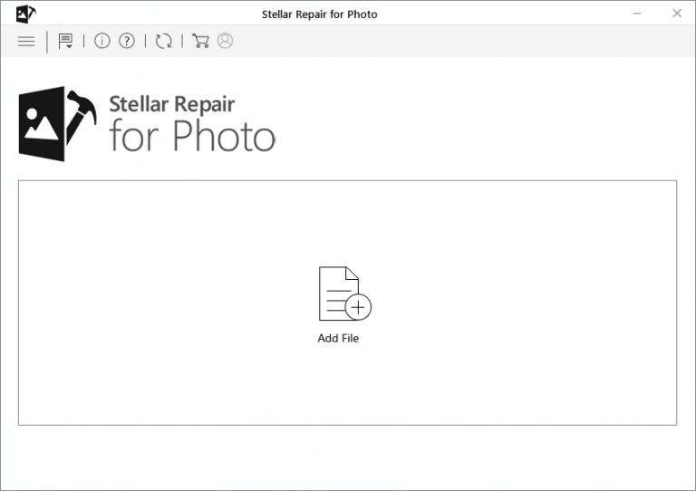 Stellar Repair for Photo Screenshot
